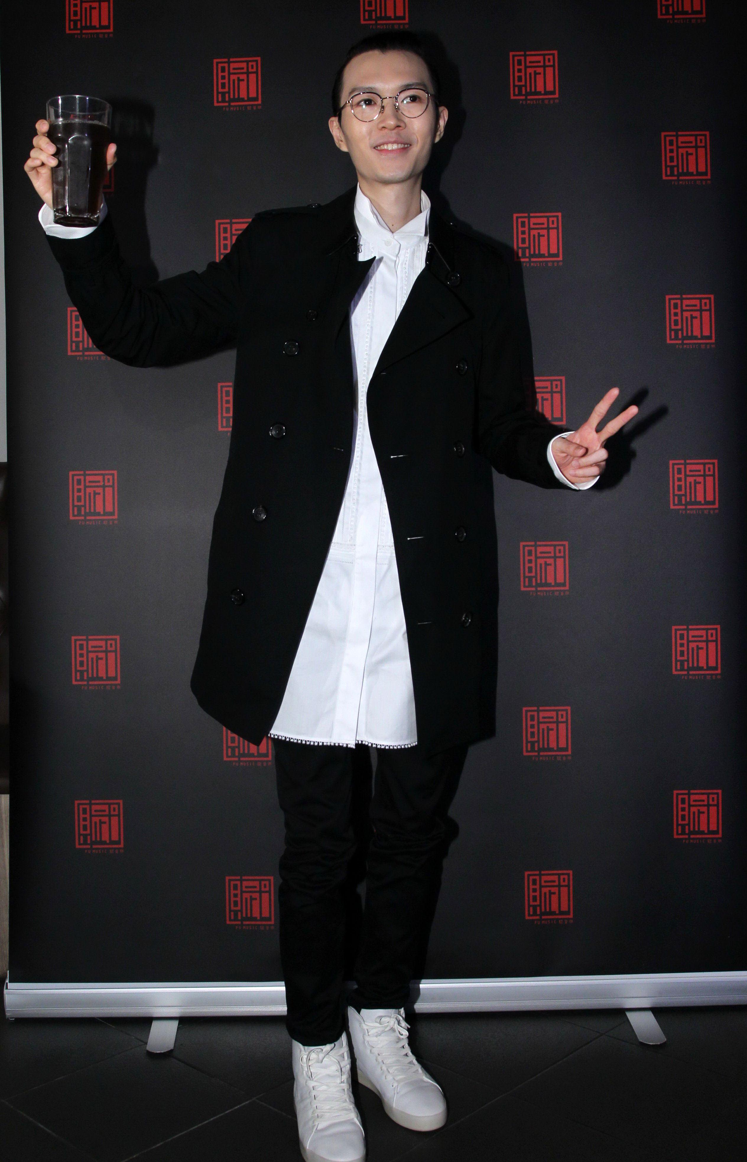 第28屆金曲獎最佳男歌手方大同慶功宴。(記者邱榮吉/攝影)