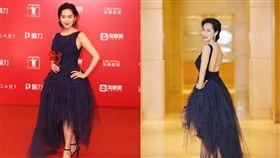 朱茵,不老女神,上海電影節(圖/翻攝自上海電影節、朱茵微博)