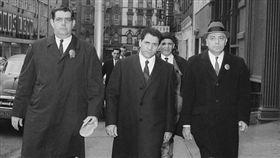 Colombo,John Franzese,紐約,黑幫,老大,角頭,頭目,入獄,囚犯,出獄 圖/翻攝自紐約時報,每日郵報https://goo.gl/LbHT8C https://goo.gl/LbHT8C
