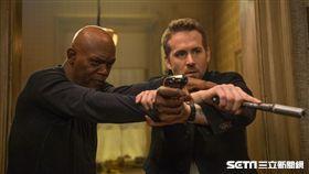死侍,萊恩雷諾斯,Ryan Reynolds,山繆傑克森,Samuel L. Jackson,殺手保鑣,The Hitman's Bodyguard/CatchPlay提供