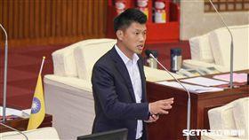 台北市議員王閔生 圖/記者林敬旻攝