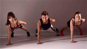 潘若迪,有氧,健身,Funky Dance,工作室,懷孕,出人命,運動 圖/翻攝自潘若迪臉書https://goo.gl/7hZ3mJ