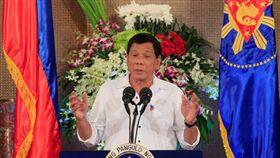 菲律賓總統杜特蒂(圖/路透社/達志影像)