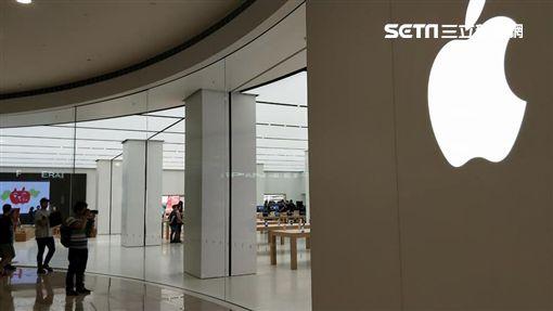 蘋果直營店 葉立斌攝 Apple store