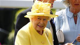 英國女王伊莉莎白二世(圖/路透社/達志影像)