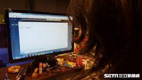 E-mail,電子郵件,書信,用法 圖/記者張碧珊攝影
