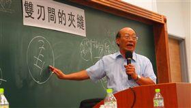 台大教授李茂生(圖/翻攝自李茂生臉書,Ngo Tong-Bok)