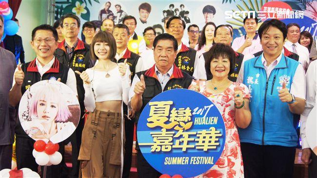 《夏戀演唱會》48組歌手輪番演出