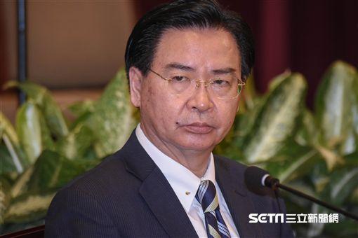 總統府秘書長吳釗燮 圖/記者林敬旻攝