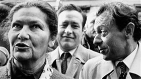 Simone Veil,法國政壇的女權,女性,維爾,法國,歐洲,衛生部長,歷史,墮胎,除罪化-▲(圖/路透社/達志影像)