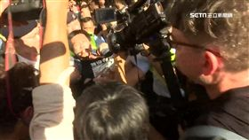 香港,梁國雄,黃之鋒,吳文遠,社民連,衝突,遊行(新聞台)