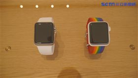 葉立斌攝 蘋果 穿戴式裝置 Apple Watch
