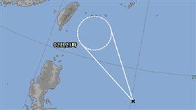 熱帶性低壓,颱風,輕颱,氣象,天氣/日本氣象廳