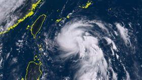 輕度颱風.輕颱南瑪都(圖/翻攝自潘大綱-與上帝共舞、和自然對話的園地臉書)