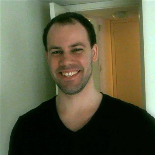 綁架章瑩穎的兇手Brendt Christensen(圖/翻攝自Brendt Christensen臉書)