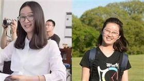 北京大學女碩士章瑩潁(圖/翻攝自中國網)