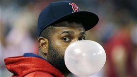 ▲波士頓紅襪三壘手Pablo Sandoval在復健賽開轟,即將回到大聯盟。(資料照/美聯社/達志影像)