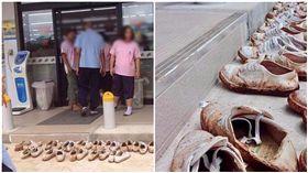 種樹,泥土,脫鞋,泰國,便利商店,國中生/รุ่งศักดิ์ สุวรรณภาณุ臉書