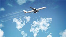 航空,空服員,乘客,機艙,飛機,地雷 圖/路透社/達志影像