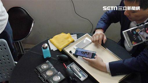 Sony mobile 葉立斌攝 手機健檢 維修中心 電池 客戶服務經理歐彥賓