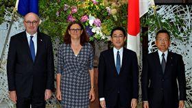 EPA,Economic Partnership Agreement,日本,歐盟(圖/路透社/達志影像)