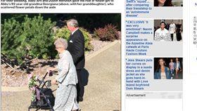 美國,花童,祖母,結婚,婚禮,感人,新人 http://www.dailymail.co.uk/news/article-4670482/Minnesota-grandma-92-flower-girl-wedding.html