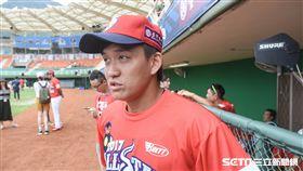 中華職棒紅白明星對抗賽,張閔勛 圖/記者林敬旻攝
