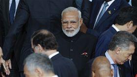印度,莫迪,Narendra Modi(圖/美聯社/達志影像)