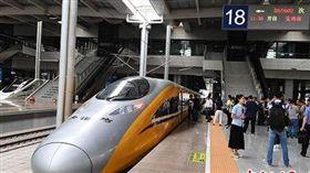 寶蘭高鐵通車(圖/翻攝自中國新聞網)
