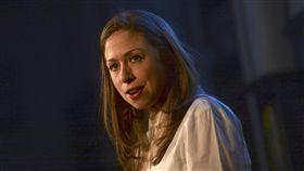 雀兒喜.柯林頓(Chelsea Clinton) 圖/美聯社/達志影像