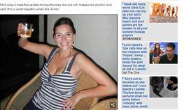 美國,酒醉,喝酒,性虐待,猥褻,少女,搭機,飛機,摸胸 http://www.dailymail.co.uk/news/article-4682990/Woman-faces-three-years-probation-groping-flight.html