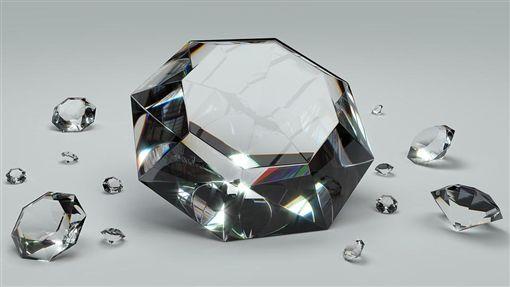 鑽石(圖/Pixabay) ID-969721