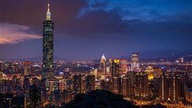 台灣,少子化,生孩子,PTT,批踢踢 圖/翻攝自#taipei101 IG