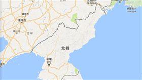 北韓5.9外海地震 韓聯社:非核試造成 google.com.tw/maps