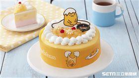 蛋黃哥蛋糕。(圖/COLD STONE提供)