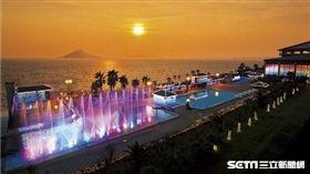 日本十大泳池飯店。(圖/樂天旅遊提供)