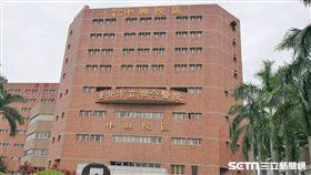 台北市立聯合醫院,聯醫,台北市立聯合醫院中院區。(圖/記者楊晴雯攝)