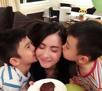 張柏芝 圖翻攝自張柏芝IG https://www.instagram.com/zhang_bozhi/?hl=zh-tw