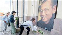 諾貝爾和平獎得主劉曉波(圖/路透社/達志影像)