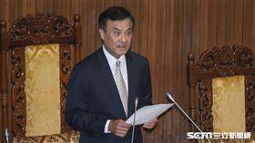 立法院第二次臨時會,立法院長蘇嘉全 圖/記者林敬旻攝