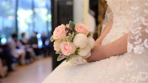 新娘、結婚、捧花/pixabay