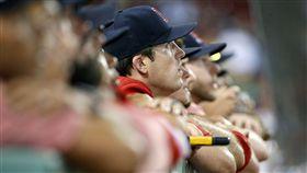 ▲波士頓紅襪在芬威球場苦戰。(資料照/美聯社/達志影像)