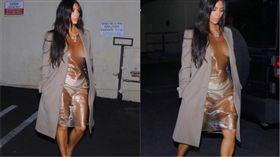 豐臀金,金卡達夏,Kim Kardashian(圖/翻攝自Kim Kardashian IG)