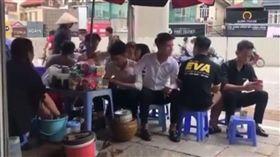 越南,飲料,洗腳水(圖/翻攝自爆笑公社)