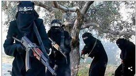 ISIS(圖/翻攝自每日郵報)