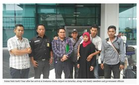 印尼,移工,沙烏地阿拉伯,薪水 圖/翻攝自coconuts網站