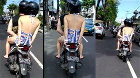 騎車雙手好忙!右手催油門左手「探索」女友下體 臉書