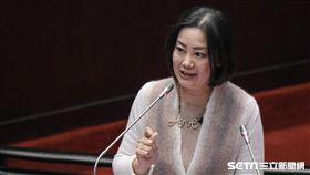 民進黨立法委員吳思瑤 圖/記者林敬旻攝