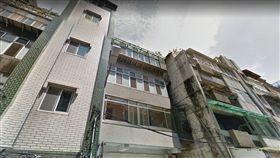 台北,陽台雅房,租屋 圖/翻攝自Google Map