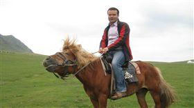 在土耳其的維族活動人士阿不都外力.阿尤普(Abduweli Ayup)(圖/翻攝自Justice for Uyghur Linguist Abduweli Ayup臉書)